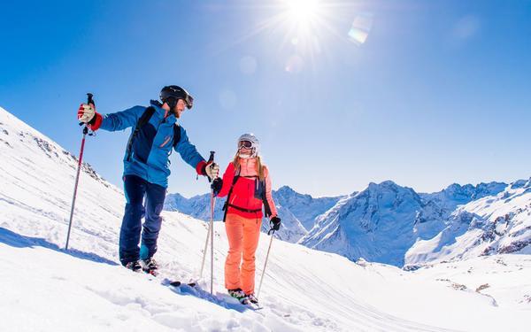 Ski alpes infidele